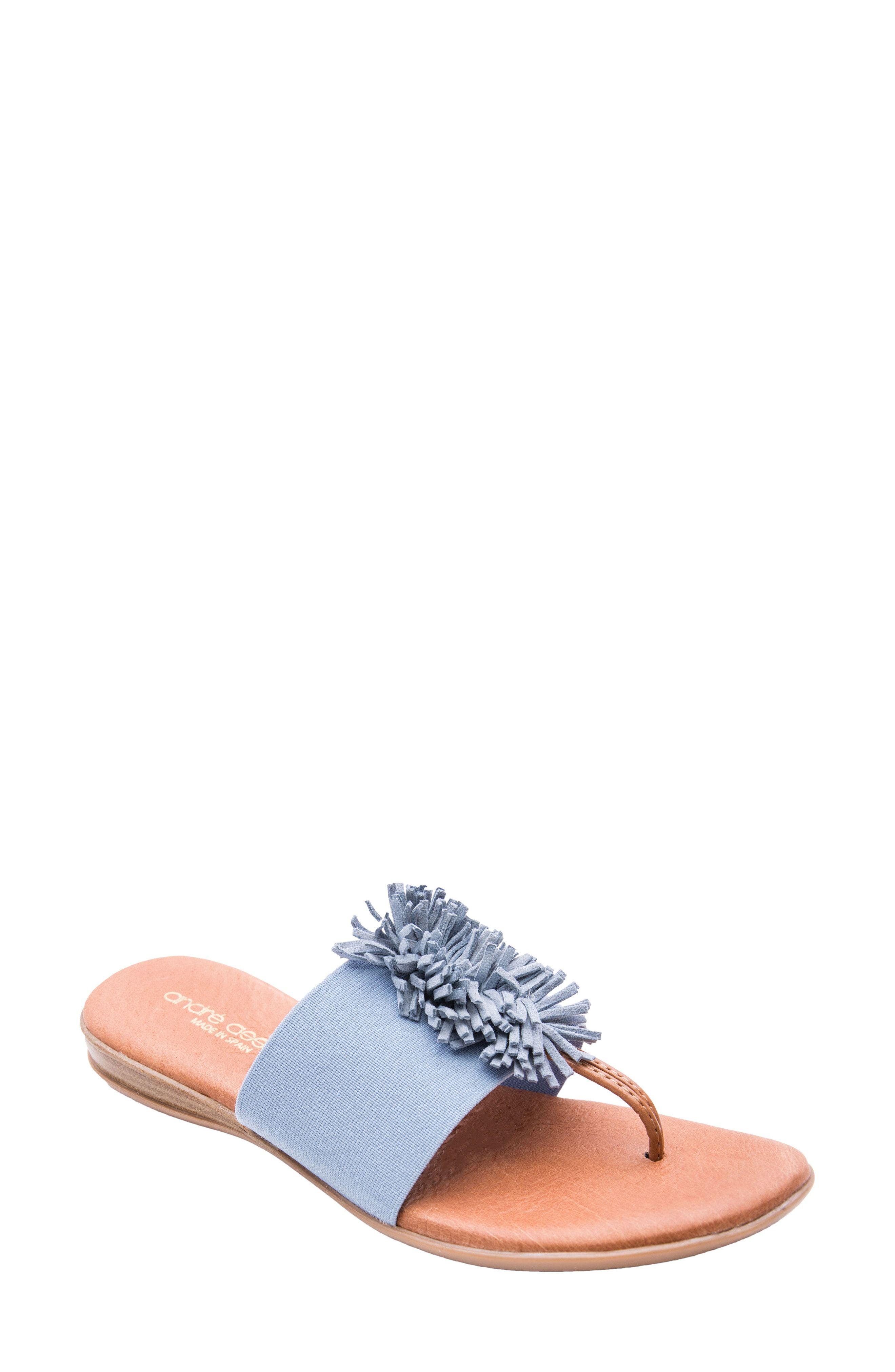 295fbc9ce96ec6 ANDRE ASSOUS NOVALEE SANDAL.  andreassous  shoes