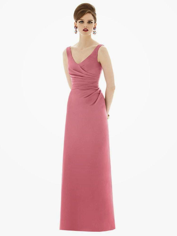 Vestidos de dama de honor | bernadete | Pinterest | Vestidos de dama ...