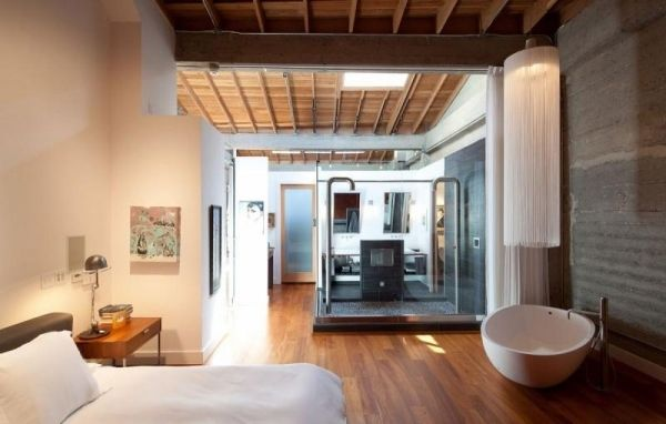 Untitled_Panorama3_wjpg S - Living Pinterest Woods and Walls - schlafzimmer mit badezimmer