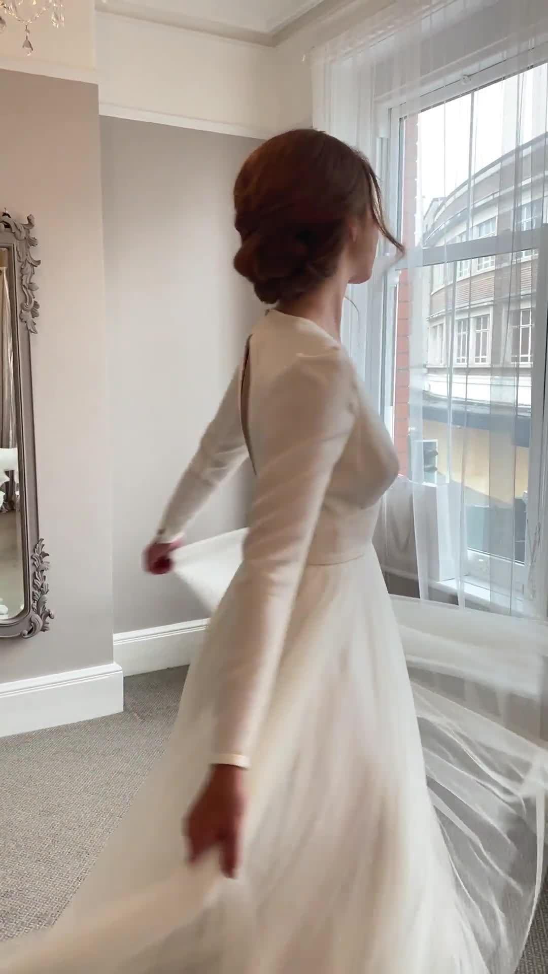 Vivian Dress, Enchanted Collection
