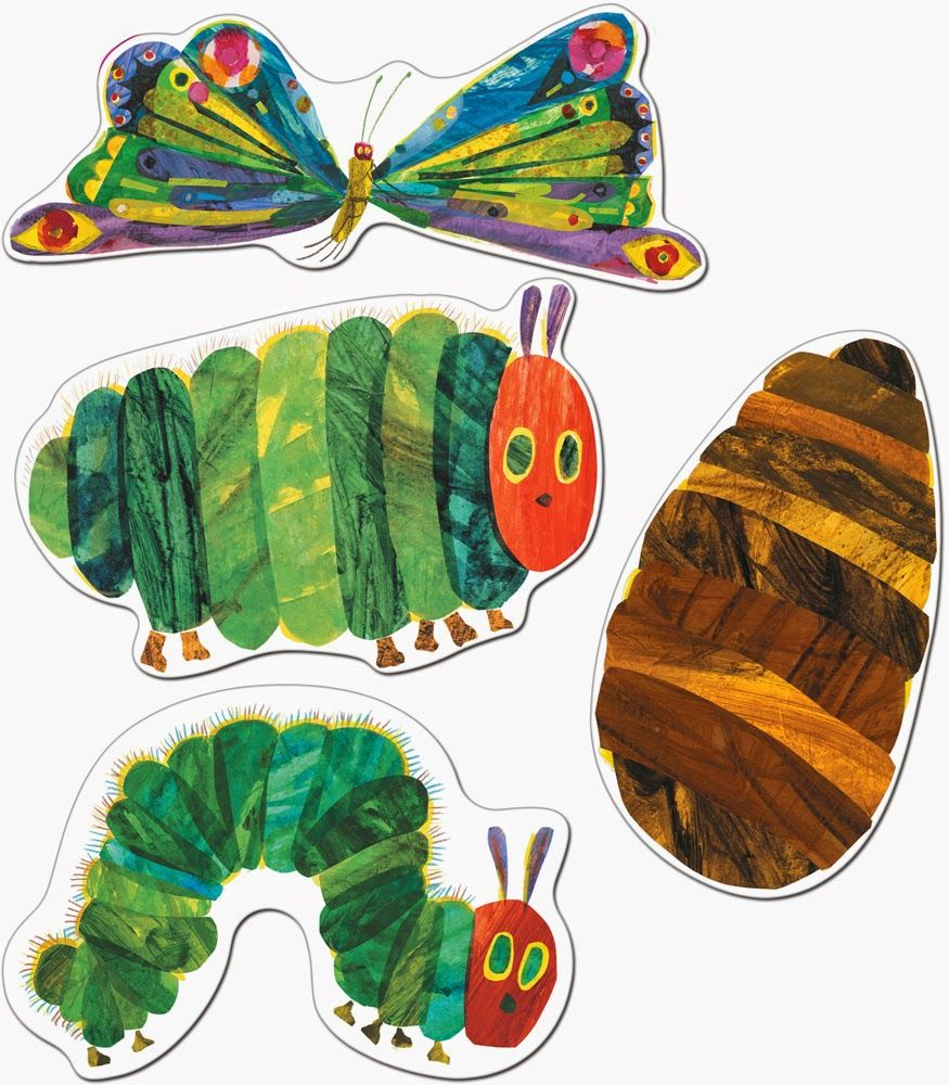 The Very Hungry Caterpillar | The very hungry catepillar/la pequeña ...