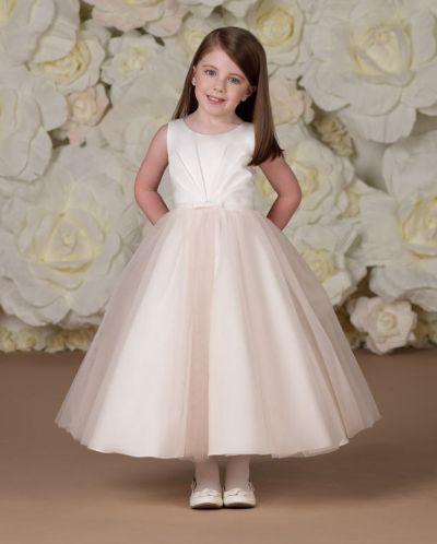 Joan Calabrese 113335 Wedding Flower Girls Dress | Flower girl ...