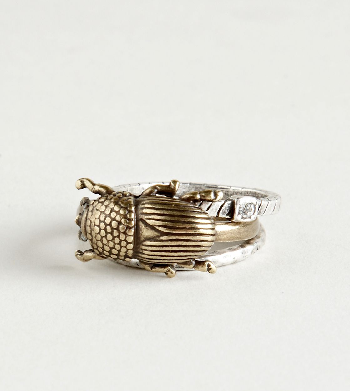 American Eagle has a couple rad pieces of jewelry at the moment. $15.50