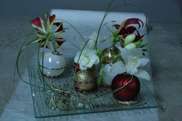 Atelier floral de noël | Art floral noel, Fleur de noel, Noel