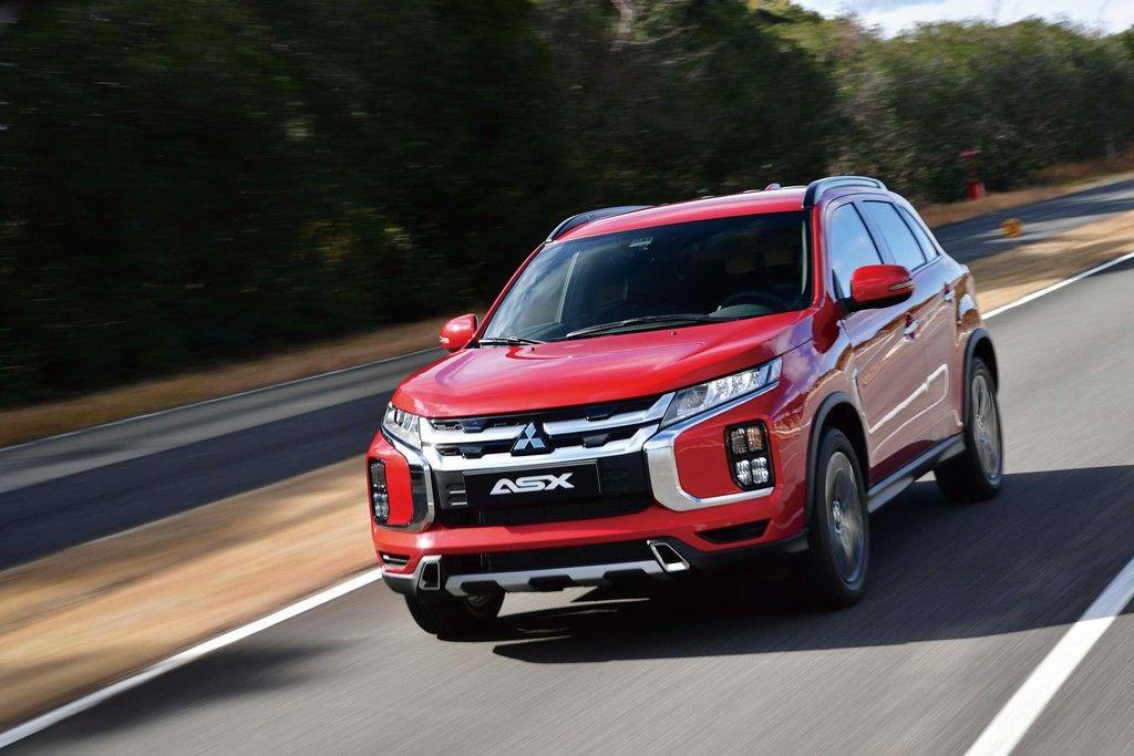 El Mitsubishi Asx 2020 No Es Totalmente Nuevo Aunque Si Mucho Mas Llamativo Motores Mazda Y Outlander