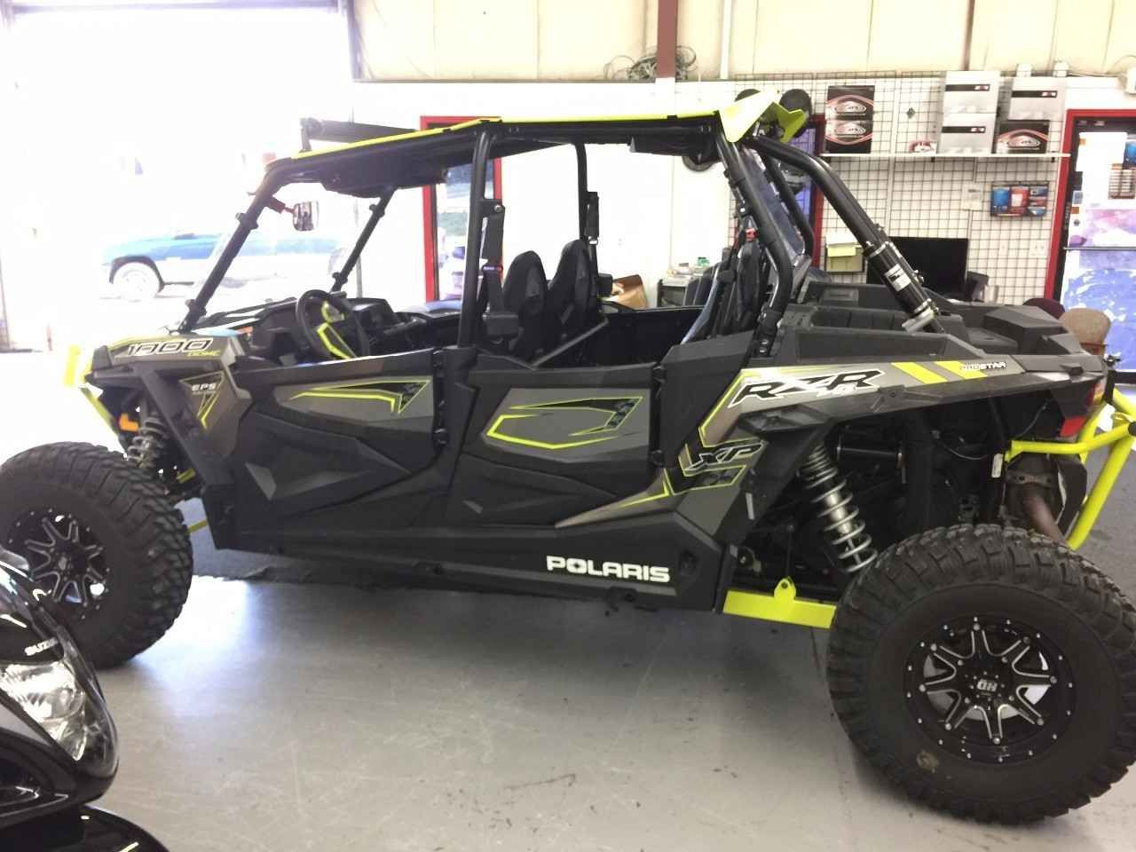 Used 2016 Polaris Rzr 1000 Xp 4 Seater Atvs For In Tennessee