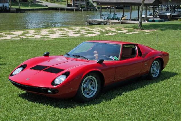 1966 Lamborghini Miura The First Supercar Eve Lamborghini Miura Super Cars Classic Cars