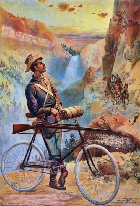 naked biking Wyoming