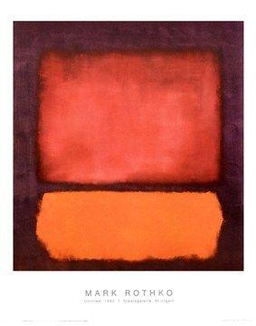 Untitled, 1962 | Mark Rothko | #shopforart #abstract #art