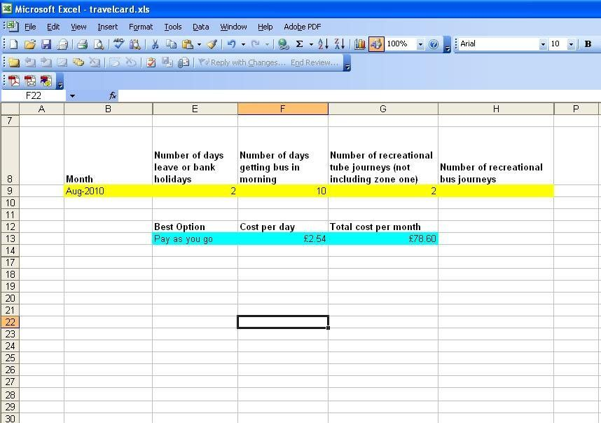 Create An Excel Financial Calculator Calculator And Students