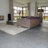 Vloeren van natuursteen zijn extreem duurzaam en veelzijdig en niet ...