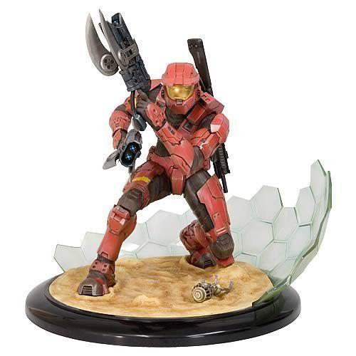 Halo 3 Kotobukiya ArtFX 11 Inch Statue Figure Field of Battle Red Spartan #Halo