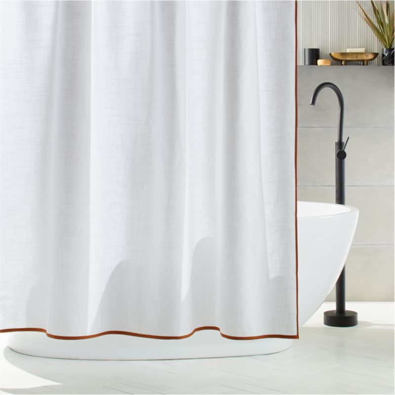 Capri Copper Shower Curtain Reviews In 2020 With Images