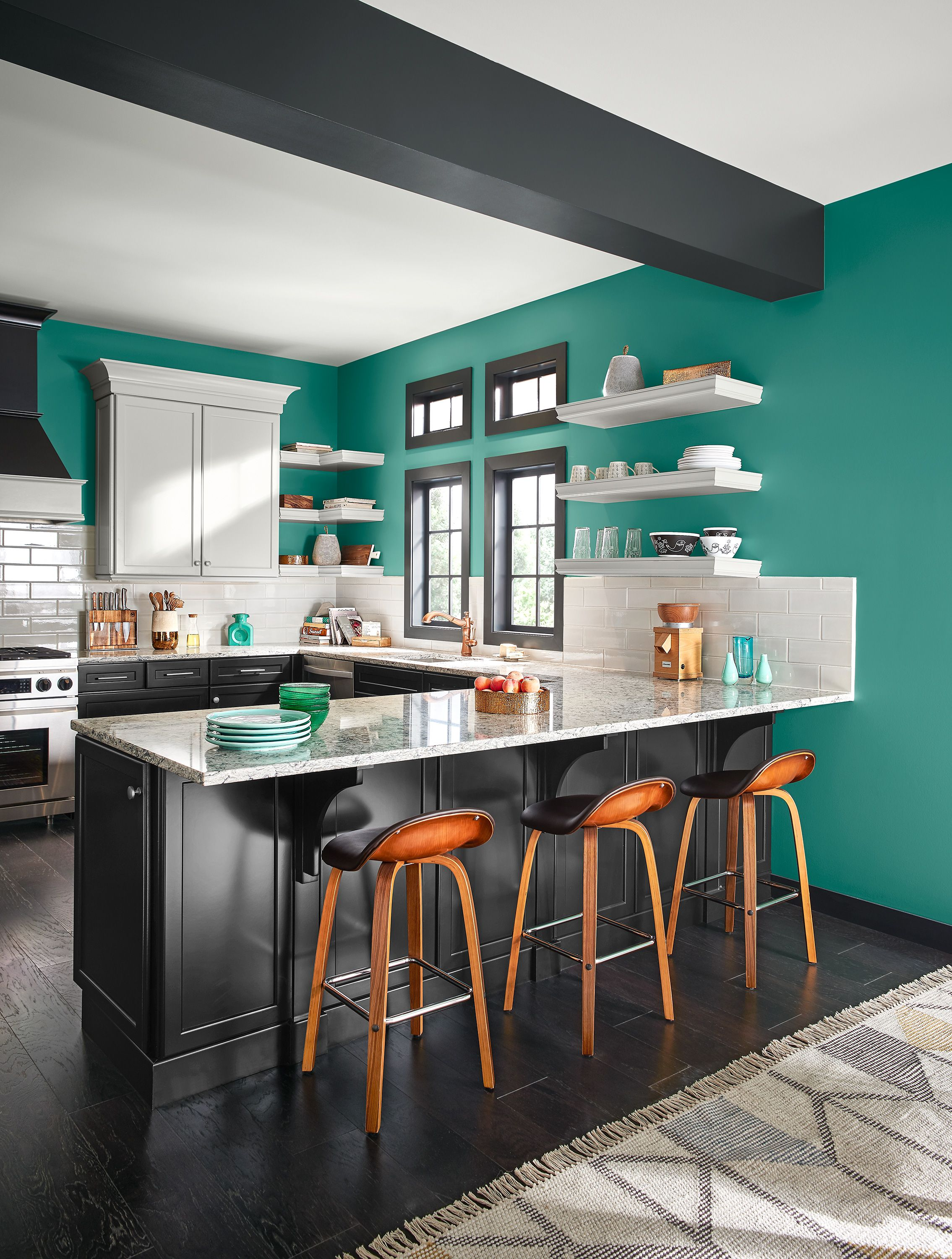 Best Paint Colors For Historic Houses White Cabinetry Big