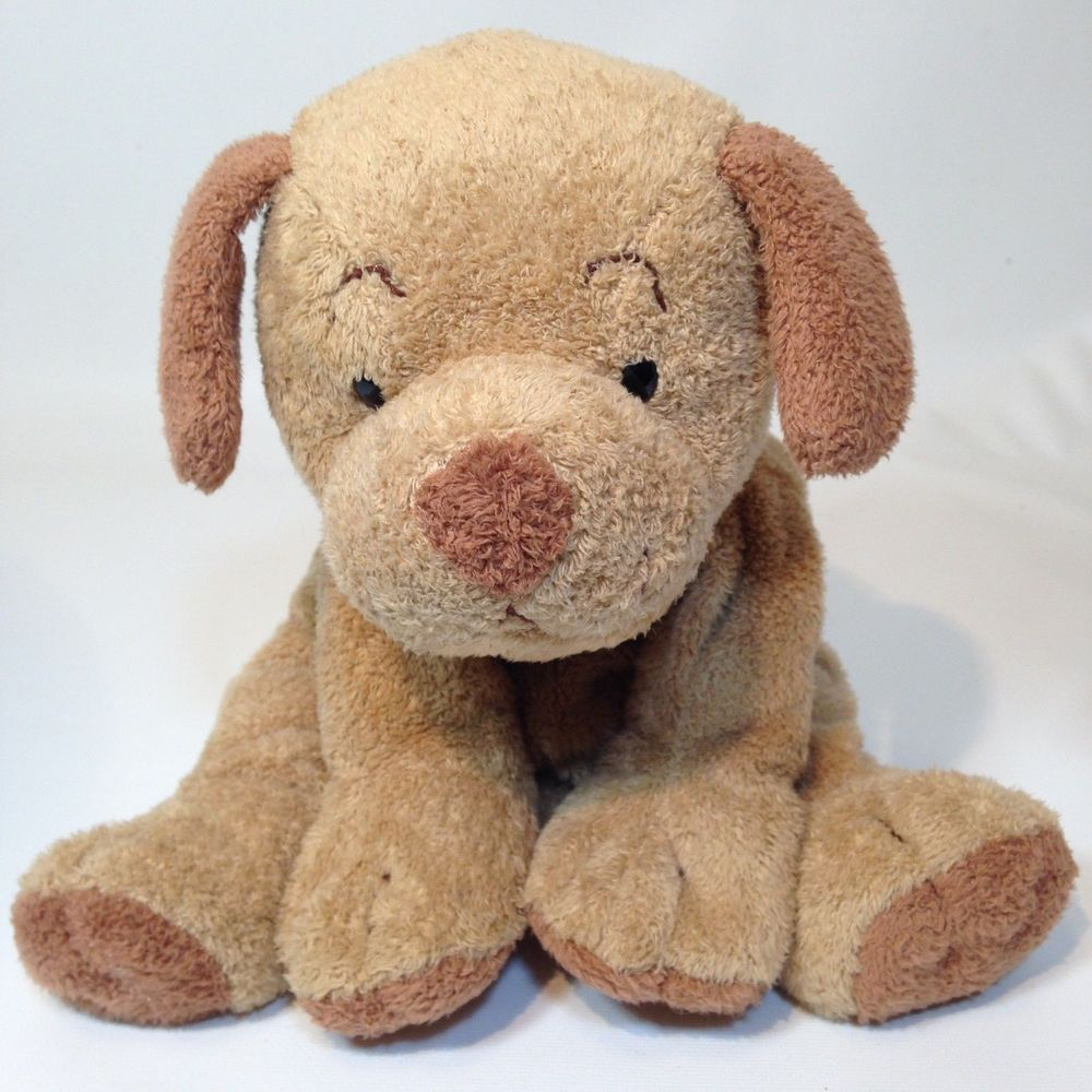 Ty Pluffies Puppers Dog Plush Brown Tan Stuffed Animal Puppy 2003 Tylux Pluffy Ty Brown Puppies Puppies Pet Puppy [ 1000 x 1000 Pixel ]
