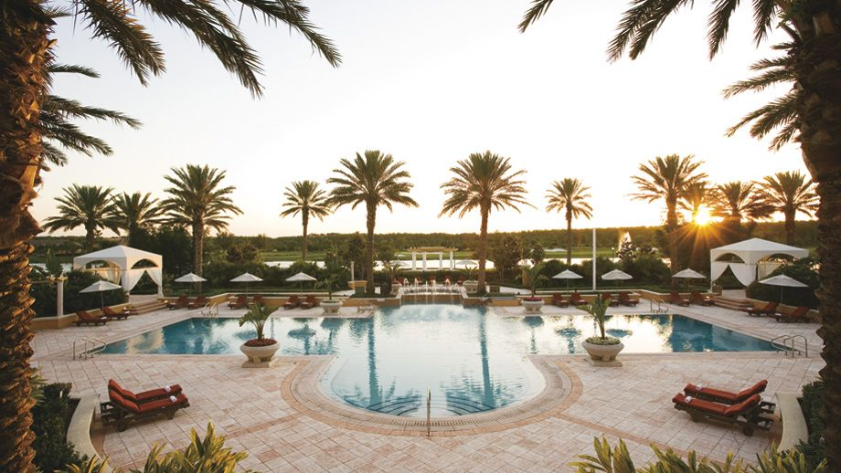 The Ritz Carlton Orlando Fl Orlando Hotel Luxury Resort Relaxing Weekend Getaways