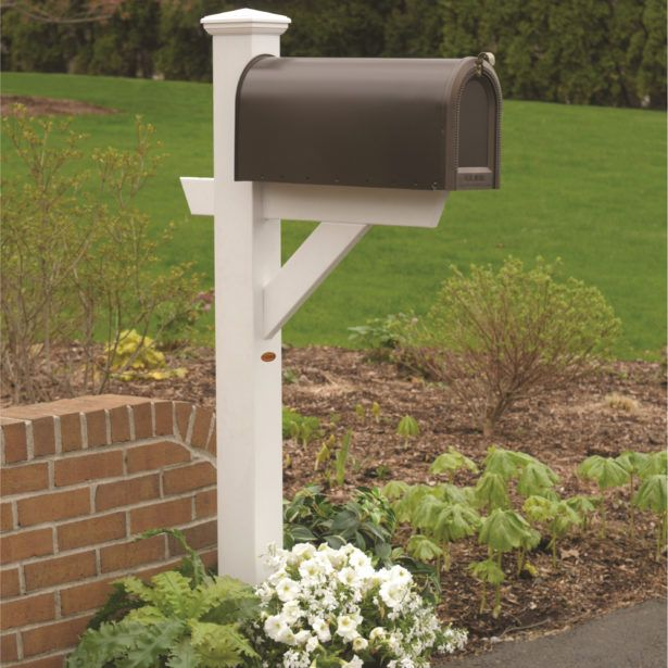 Exterior Usps Mailbox Creative