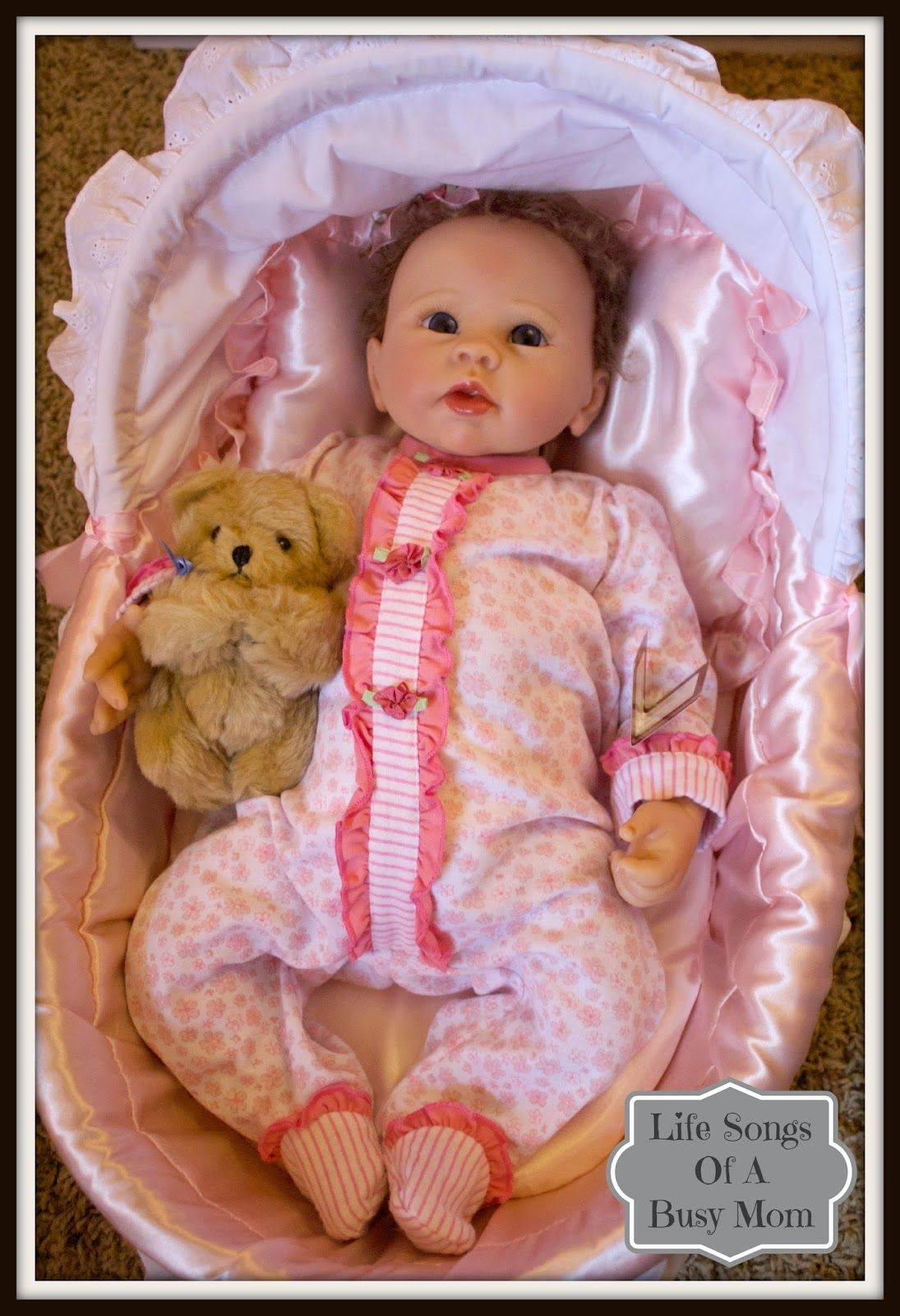 Katie Doll Life Songs Of A Busy Mom Reborn S The Perfect Baby