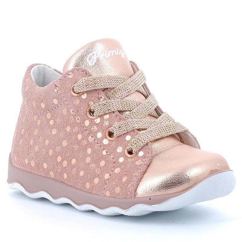 Primigi 5353211 Buty Dzieciece Trzewiki Przejsciowe Miedziane Baby Shoes Shoes Fashion