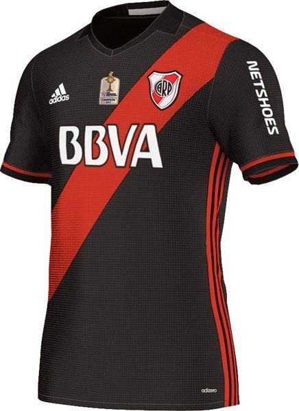 River Plate 2016 17 - Away  89de60d79f6f9