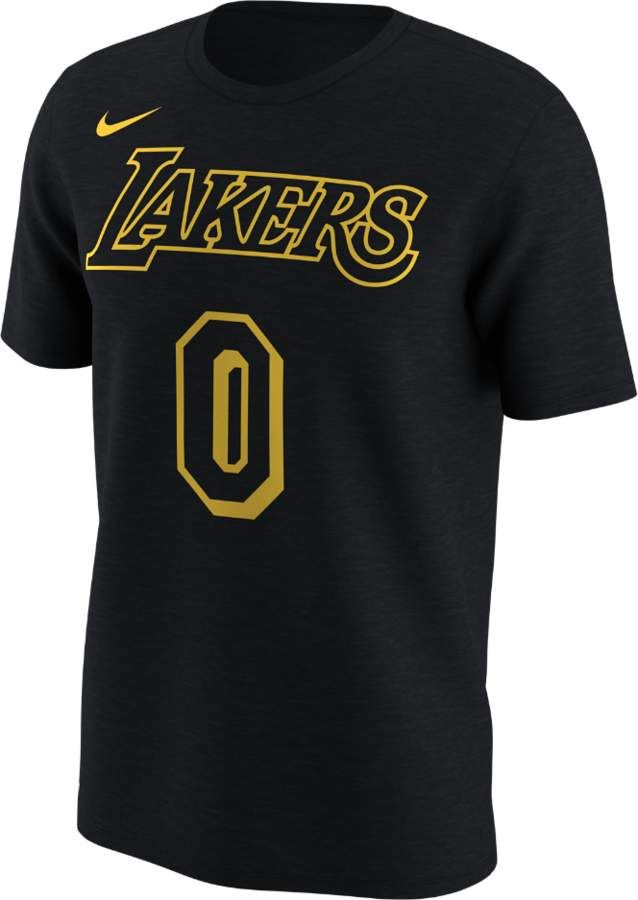 d3d260b34ba Nike Los Angeles Lakers City Edition (Kyle Kuzma Dri-FIT ...