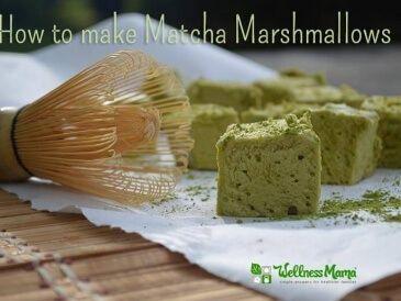 Healthy Marshmallow #healthymarshmallows