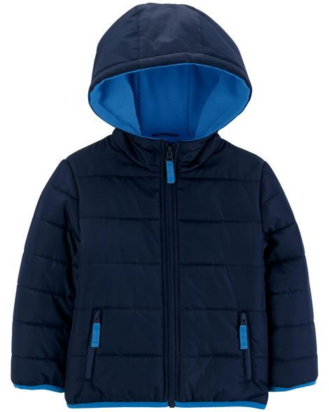 05f5c9683 Hooded Puffer Jacket