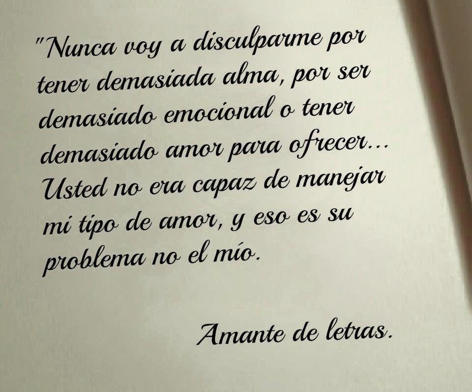 Amante De Letras Imagenes De Amor Frases Confianza Y