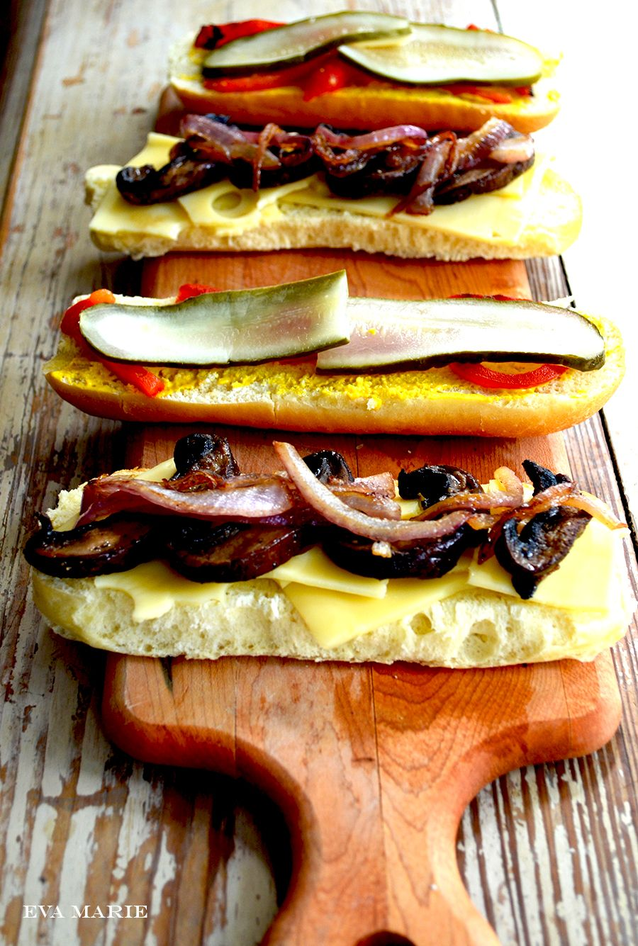 Veggie Cuban #vegetarian-recipe, #cuban #sandwiches # ...