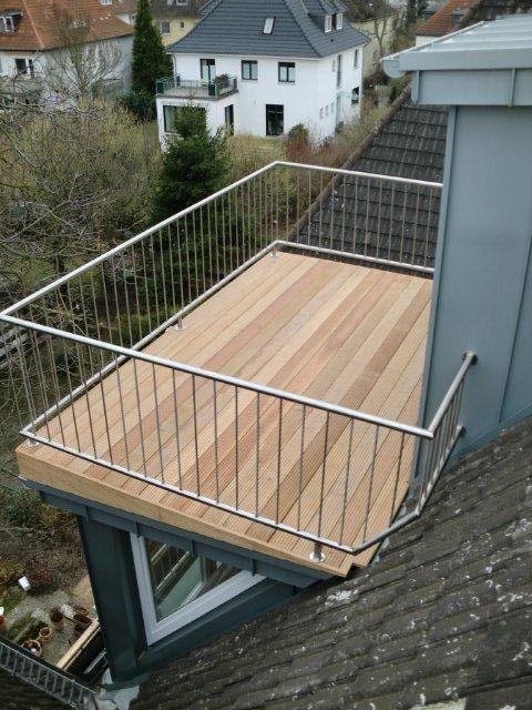 gaubentechnik mit system sps gauben flachdachgaube gauben in 2018 pinterest balkon. Black Bedroom Furniture Sets. Home Design Ideas