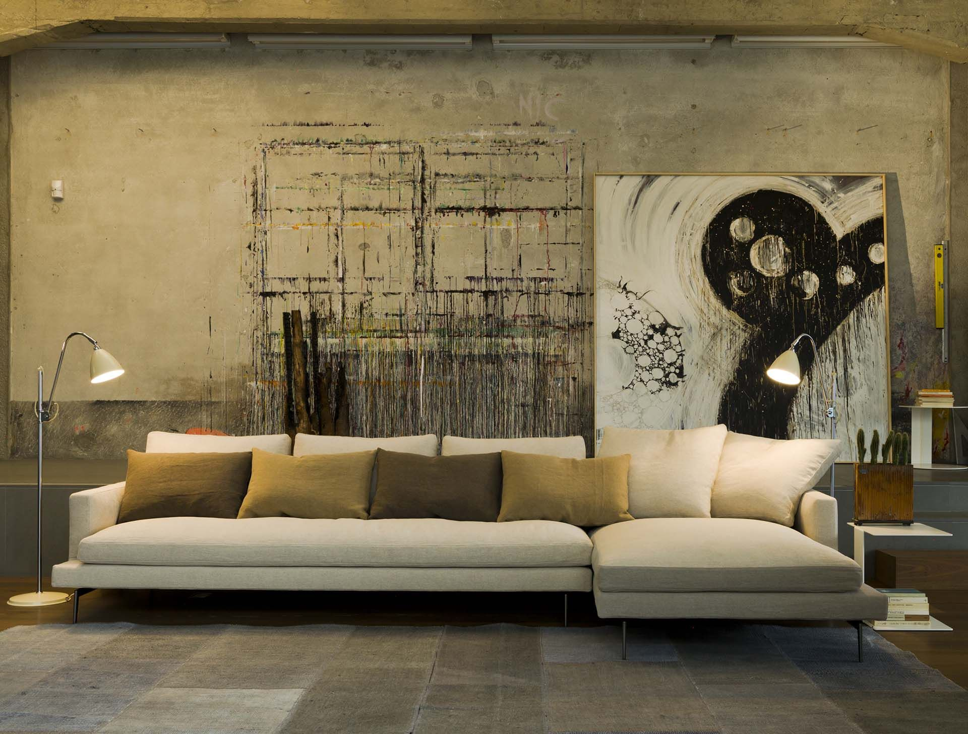 Verzelloni Sessel Larsen Verzelloni Sofa With Elegance That Refers To American