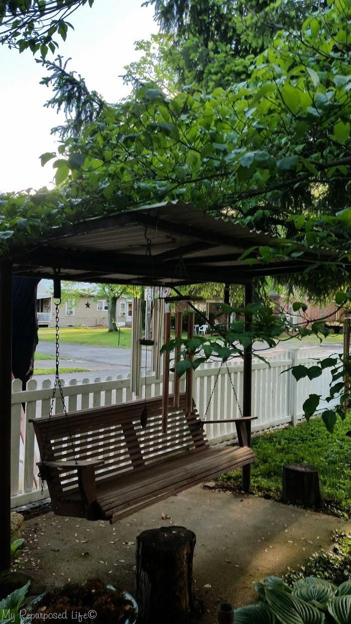 ... What Is A Pergola. Pergola For Small Backyard #PergolaLegWeights  #WhatIsAPergola - Pergola For Small Backyard #PergolaLegWeights #WhatIsAPergola What