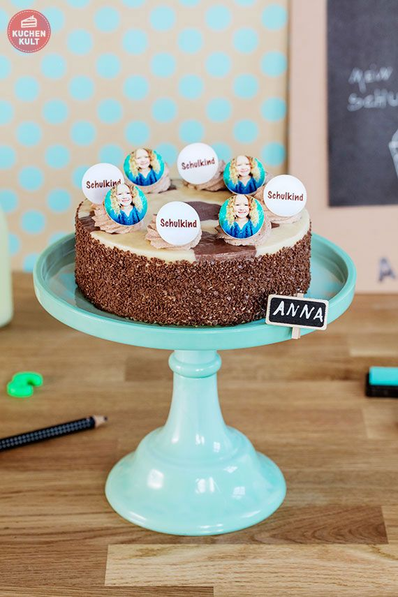 Diese Torte Ist Perfekt Zur Einschulung Kuchen Einschulung Torte Einschulung Einschulung