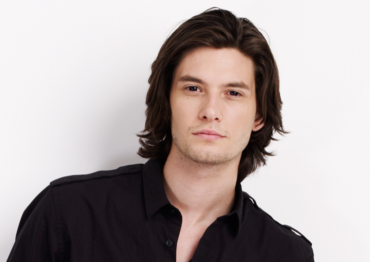 Young Sirius Black: Ben Barnes. Concerned About His Acting