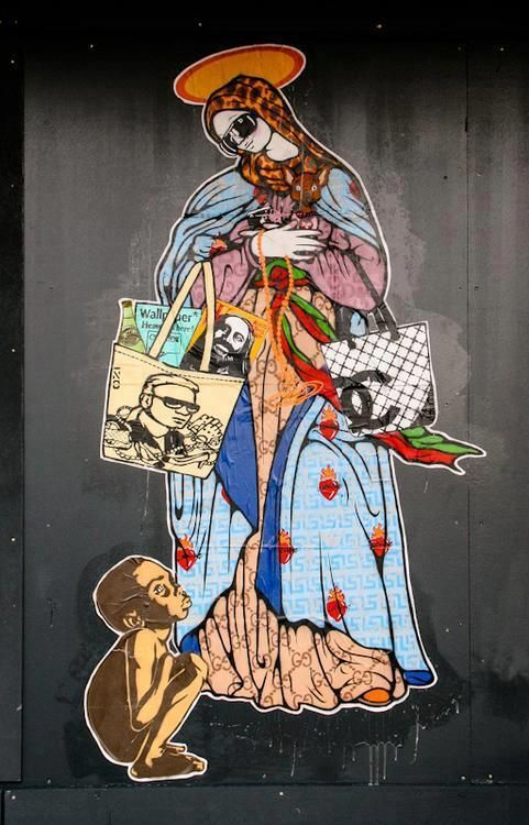 Ozi - street artist