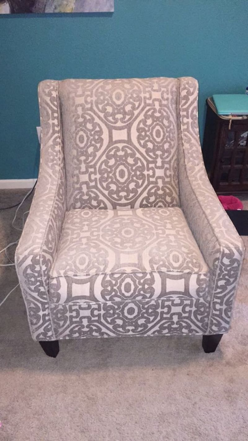 Cindy Crawford Home Sidney Road Accent Chair For The