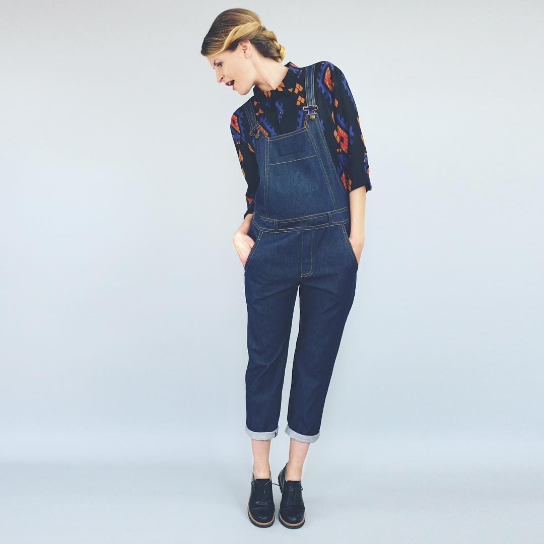 la moitié Meilleure vente acheter authentique Coudre une salopette : patrons de couture - Marie Claire ...