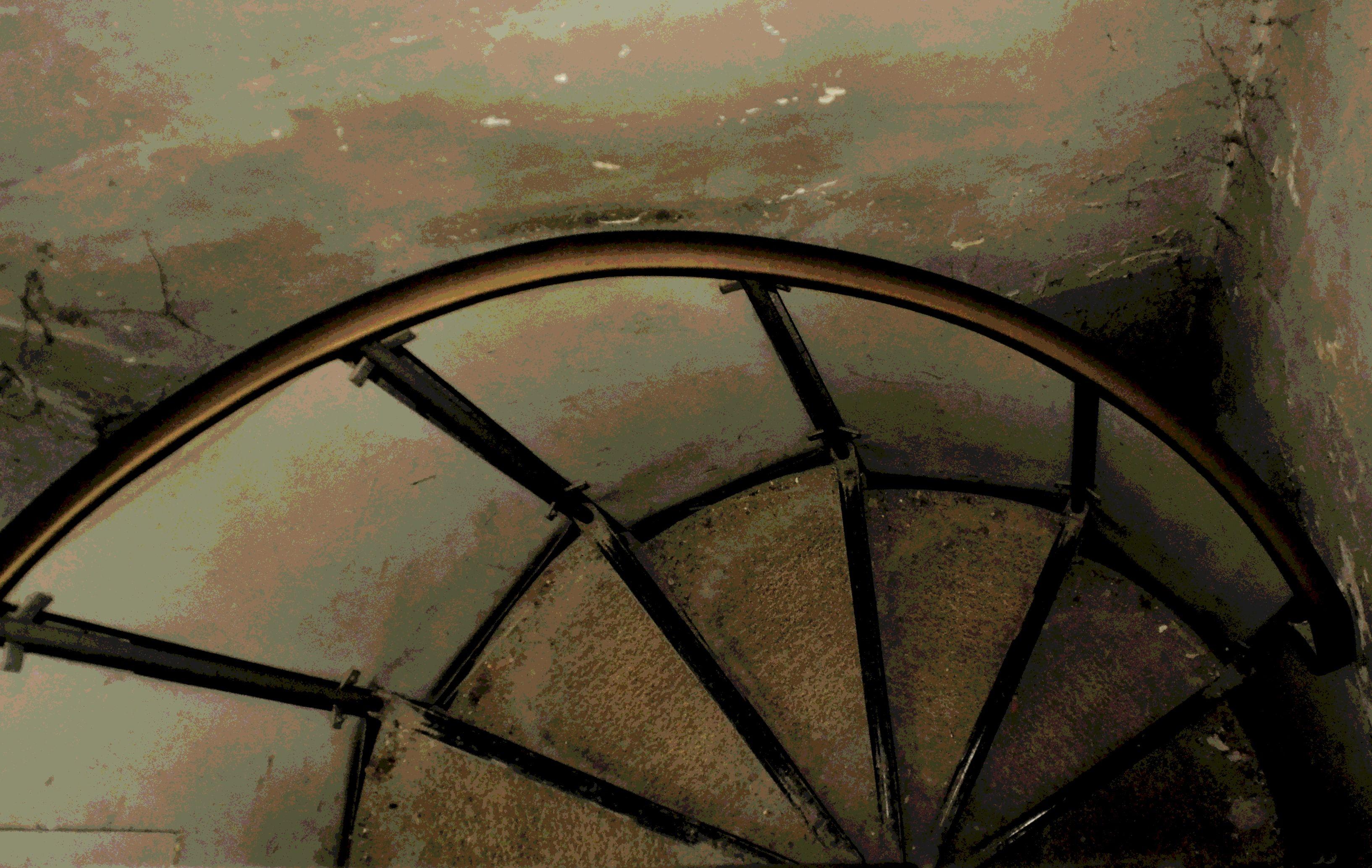 Treppen Len lost place in urbexfotografie treppe lost places