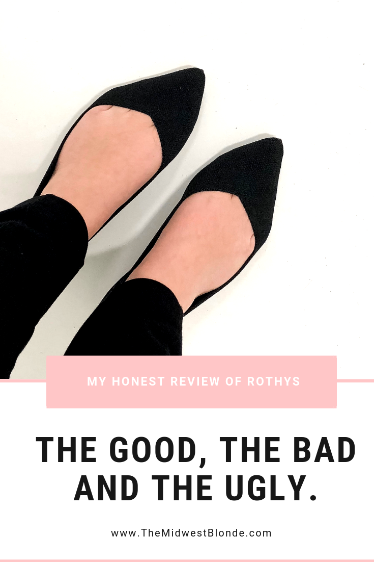 My honest review of Rothys shoes! Rothys are made from recycled plastic water bottles! is part of Flats shoes comfortable -