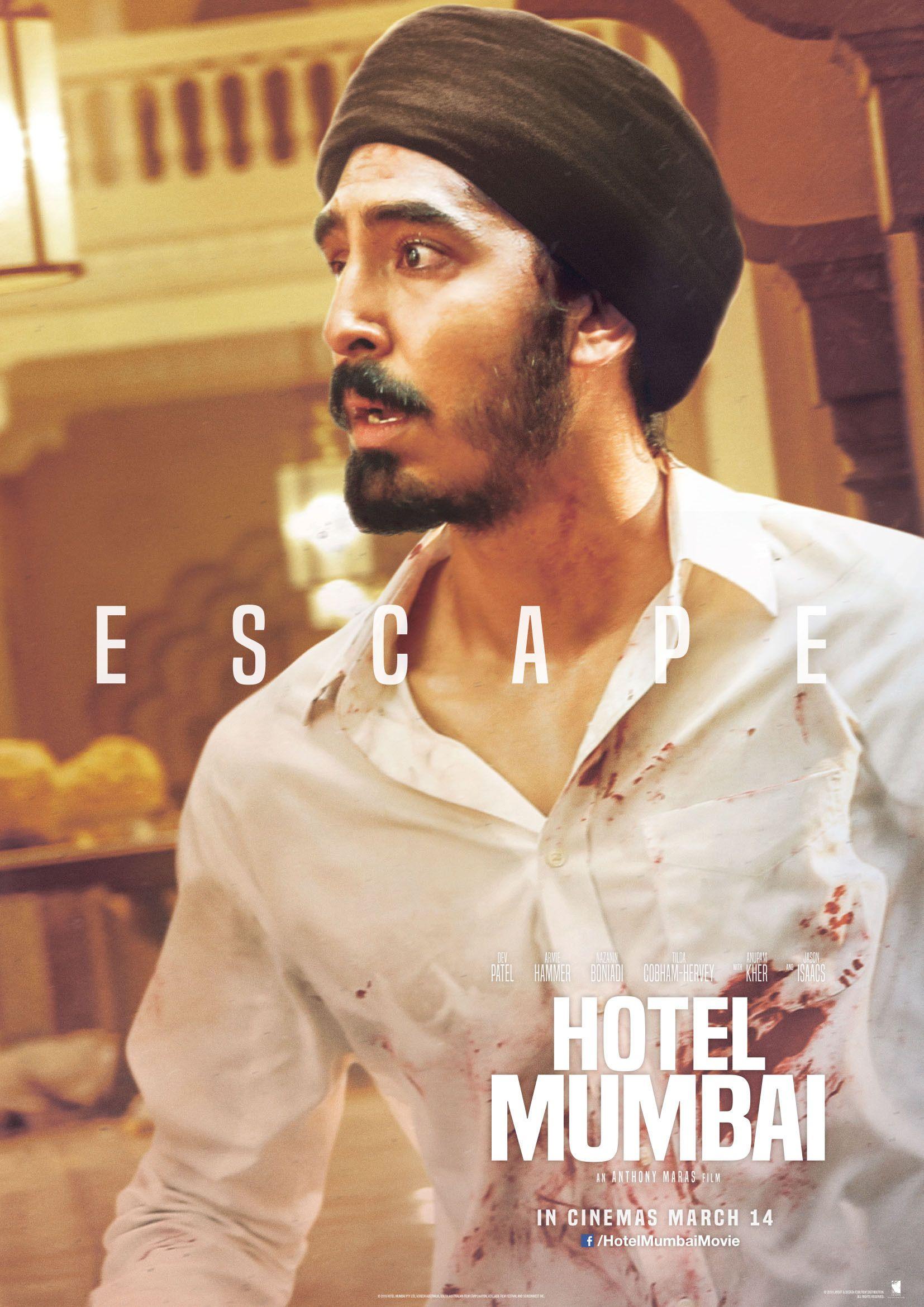 Hotel Mumbai (2018) Filmes completos, Filmes, Online gratis