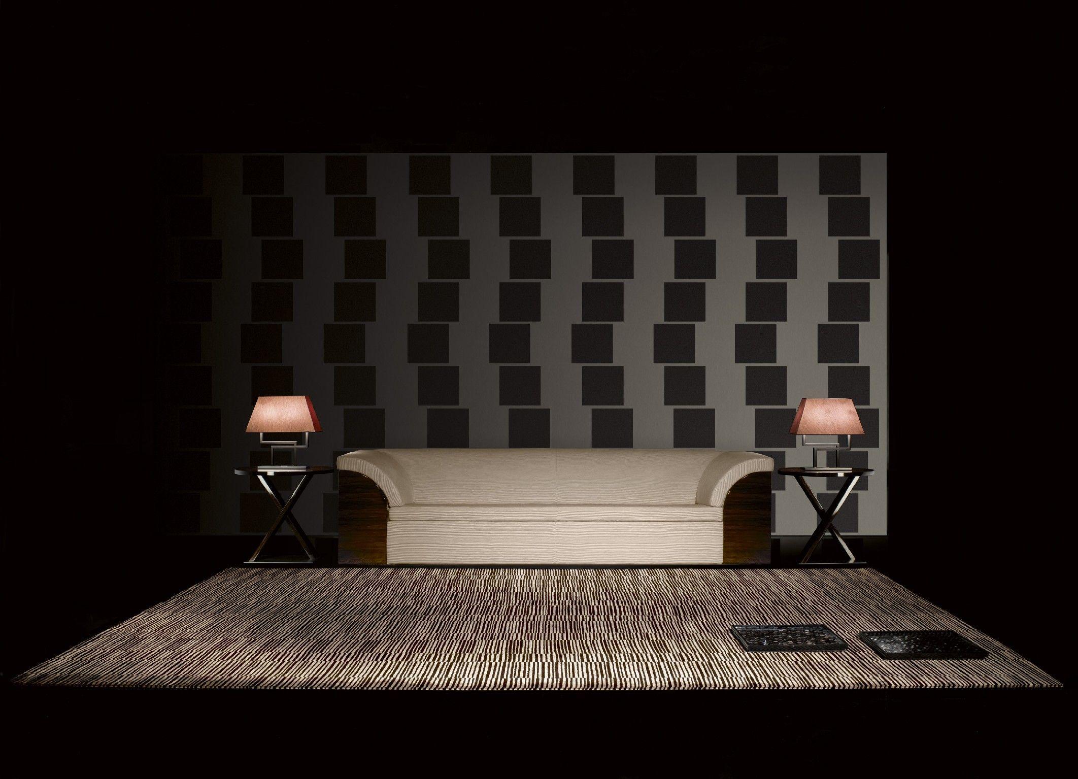 image of beethoven sofa at armani casa Armani Casa