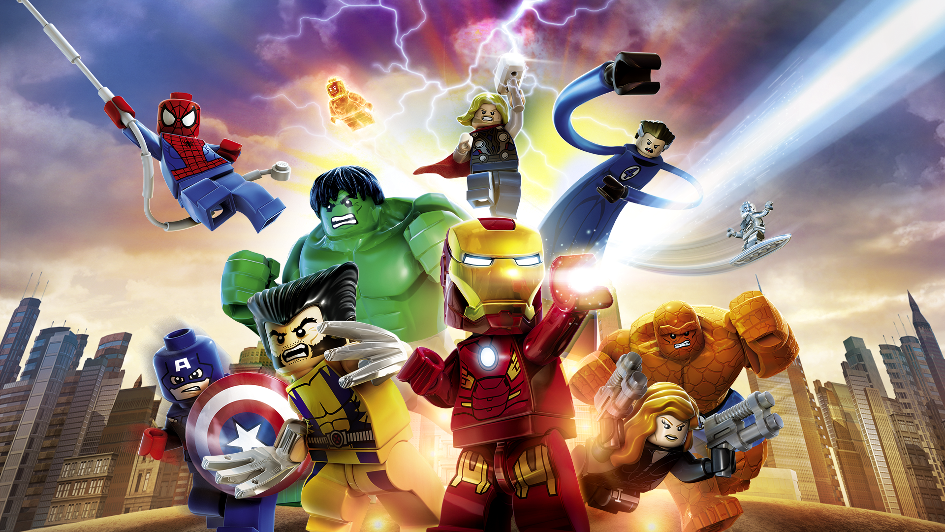 Superheroes Who Is Your Hero Lego Marvel Super Heroes Lego Wallpaper Lego Marvel