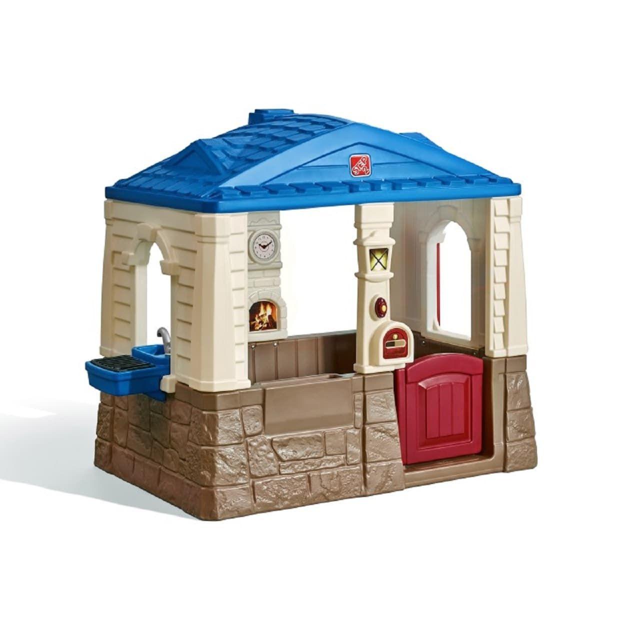 Kinderspielhaus, Gartenhaus für Kinder Kinderspielhaus
