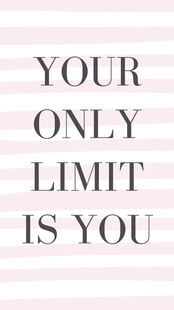 8 Cute Motivational iPhone Wallpapers To Keep You Going
