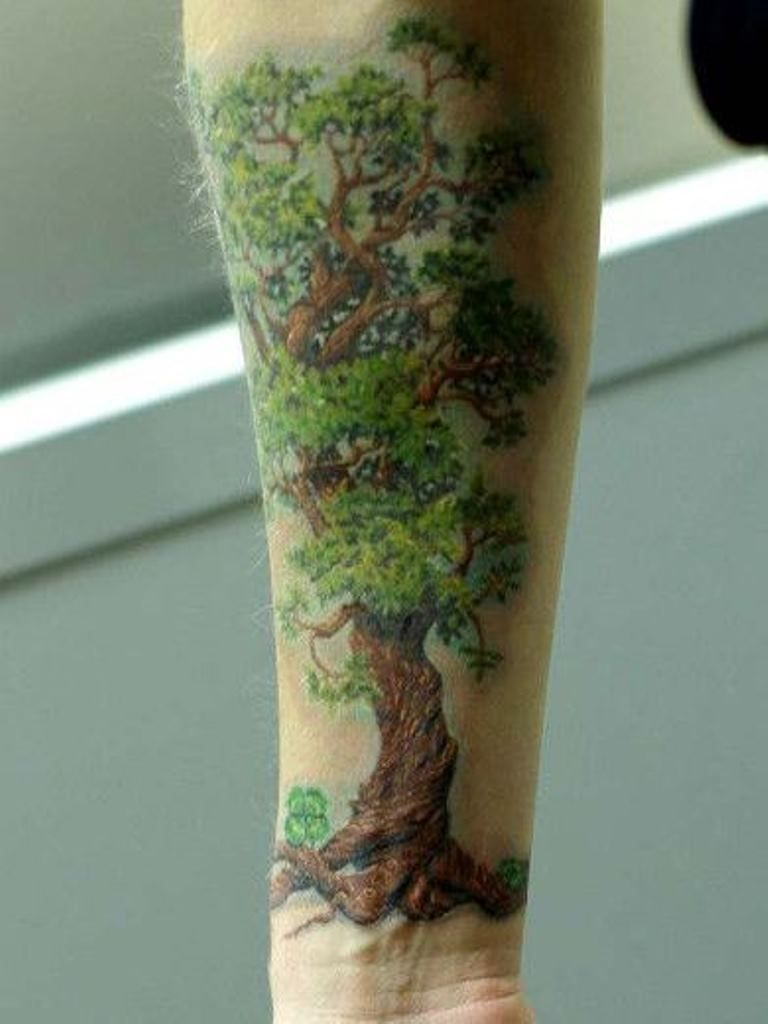 30 Tree Tattoos | Tattoo, Dad tattoos and Nature tattoos