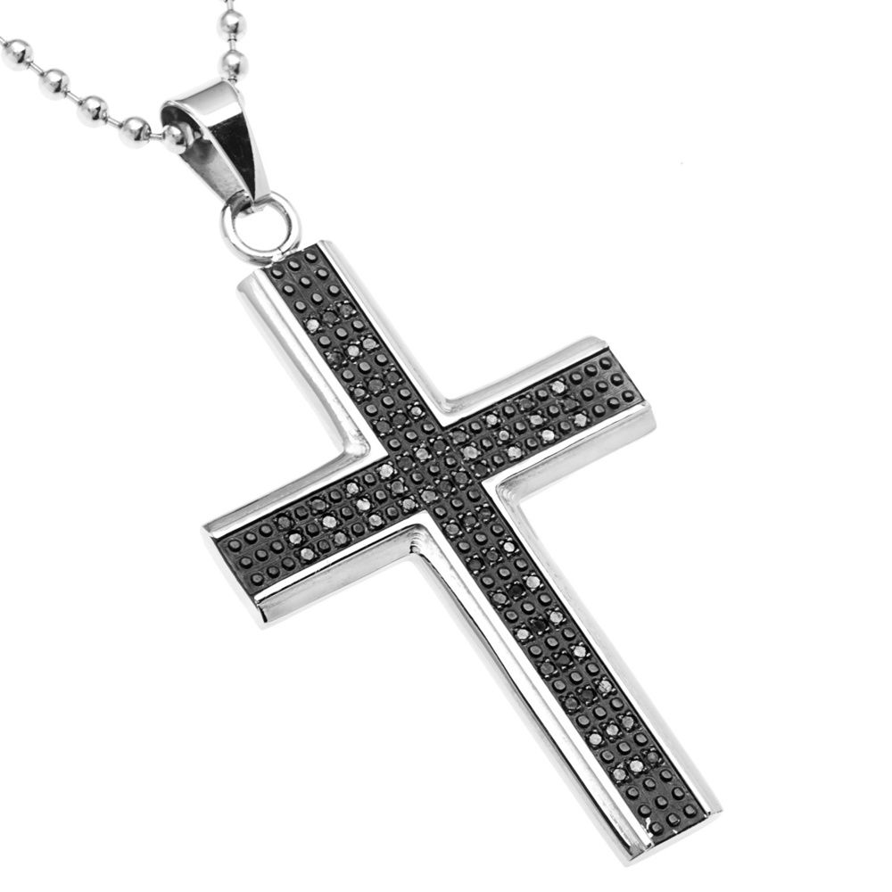 Overstock Com Online Shopping Bedding Furniture Electronics Jewelry Clothing More Cross Pendant Necklace Diamond Cross Pendants Cross Pendant