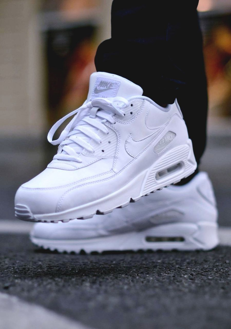 Nike Air Max (all white) | Giyim, 2019 | Koşu ayakkabıları