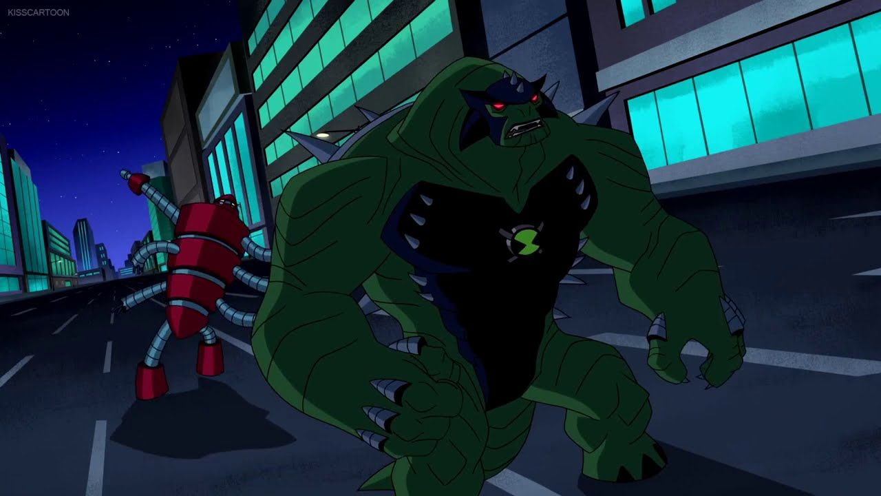 Ben 10 Ultimate Alien Season 2 - | UFO | Pinterest