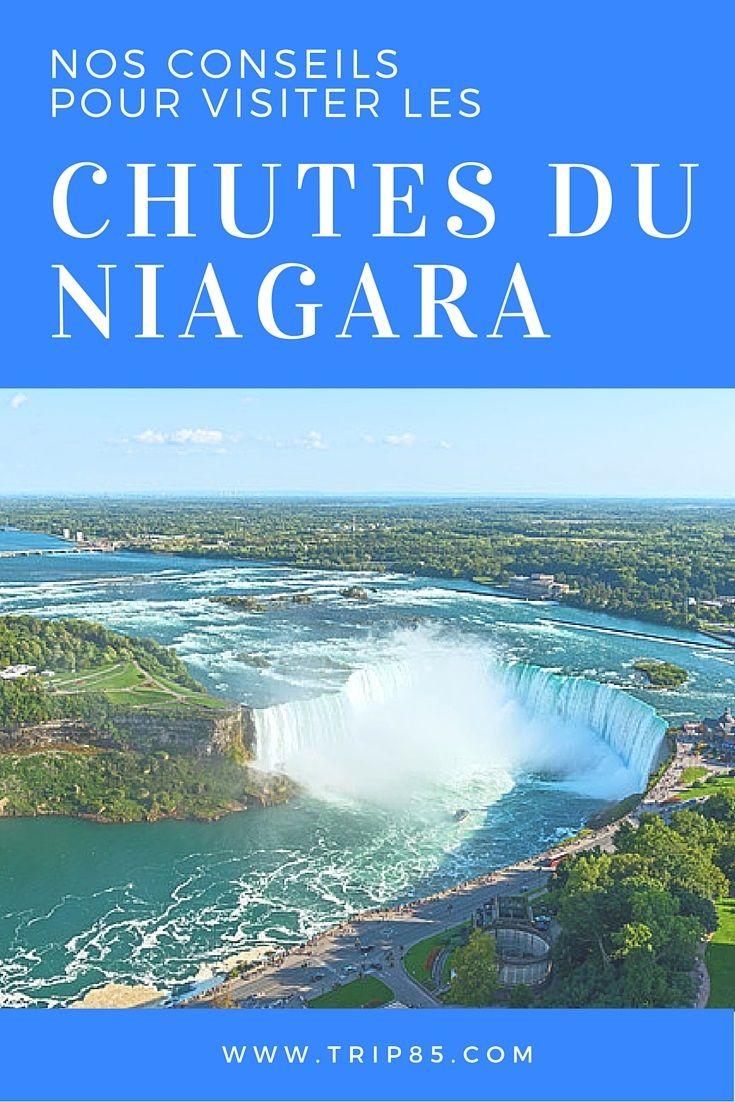 Guide Toronto Excursion Aux Chutes Du Niagara Chutes Du