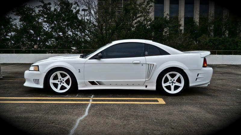 More Perfection White Saleen Cobra Saleen Mustang Mustang Cars New Mustang
